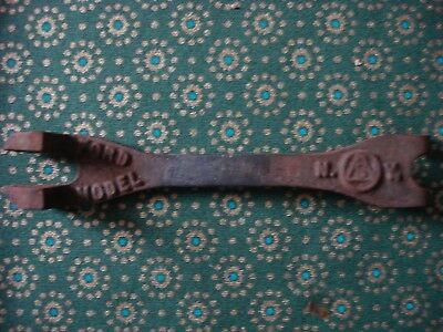 Vintage FORD Specialty Wrench PAT, SEPT. 1918 Model A New York USA