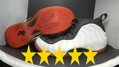 """⭐⭐  Nike Foamposite - Custom """"Unthermal"""" - Used - SIZE US 10 - FAST SHIPPING! ⭐⭐"""