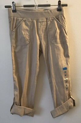 The Childrens Place Khaki Pants Girls Size 8 -New