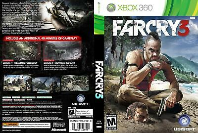 FARCRY 5 (XBOX One S X ) Replacement Case - $1 99 | PicClick