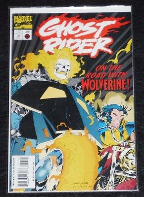 Ghost Rider (1990) # 57-66 (Wolverine and Punisher appearances)