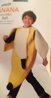 Banana Costume New w tags