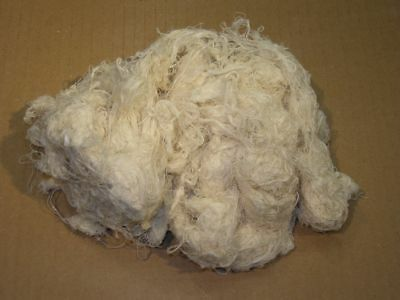 Cotton Wadding - Silicone Free -  50gms -100% Natural Fibre - C0116