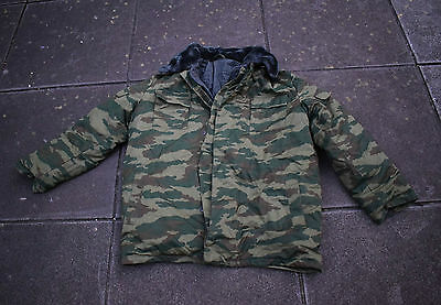 Russian Army/FSB - Cold Weather Parka in FLORA camo