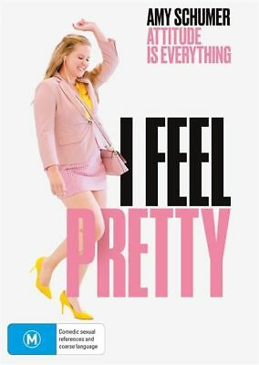 I Feel Pretty DVD NEW Region 4 Amy Schumer