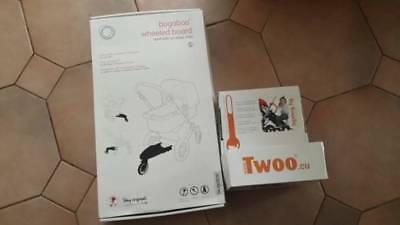 Bugaboo Toddler Board & Seat for Bee, Cameleon, Donkey