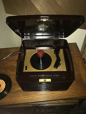 RCA 45-ey-3 45rpm Record Player **RESTORED** 45ey3