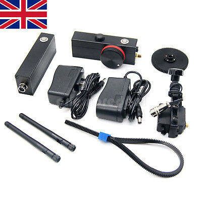 200m 2.4G Single Ch Wireless Follow Focus Remote Control W/ limit for SLR Camera