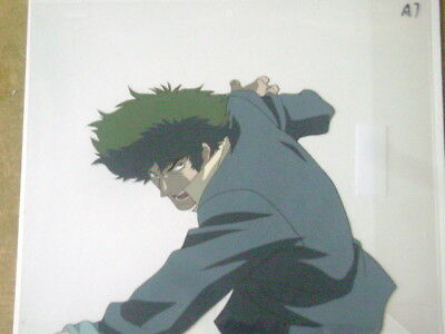Cowboy Bebop Spike Anime Production Cel 24