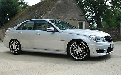 Mercedes-Benz C63 AMG 6.3 7G-Tronic 2011MY AMG Edition Just 21388 Miles FMDSH