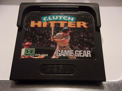 Manuals & Guides Arcade Gaming 1991 Sega Clutch Hitter Video Flyer Mint