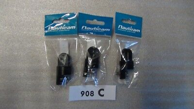3 Stück Nauticam 72512 Light mounting stem for fastening on MP clamp (HOV