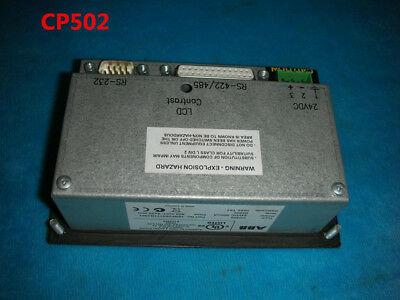ABB 1SBP260171R1001 CP502 used and tested