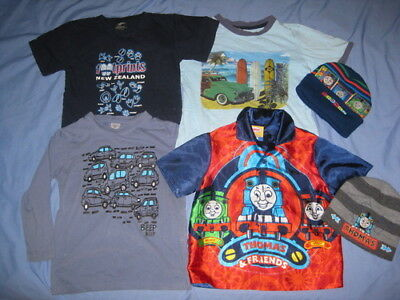Boys Clothes Size 5 - Including Thomas The Tank Engine