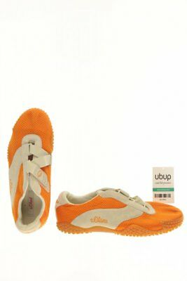 s.Oliver Sneakers Damen Gr. DE 40 orange #25a69e5