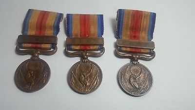 WW2 1931-1939 Japan China Manchuria Incident Medal Military Army Japan Lot Of 3