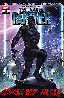 Black Panther #3 (2018) 1St Printing Bagged & Boarded Marvel Comics