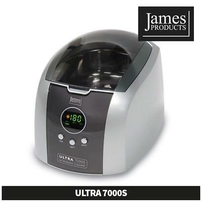 James Products Ultrasonic 7000S Jewellery, Spectacle, CD/DVD, Coins, Personal