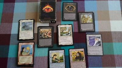 Middle Earth Ccg - Meccg - The Wizards Bords Noirs