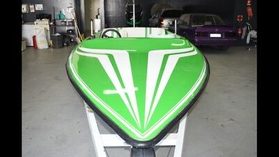 custom built speedboat  18ft with 200 hp mercury