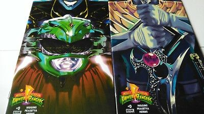 Mighty Morphin Power Rangers 2 comics issues # 0 for £25.00