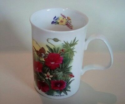 "Roy Kirkham ""Spring"" fine bone china mug."