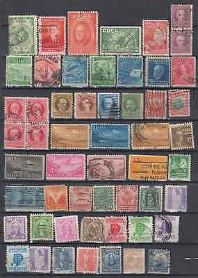 CARIBBEAN ISLAND EARLY TO 1950s REVOLUTION MINT USED SELECTION