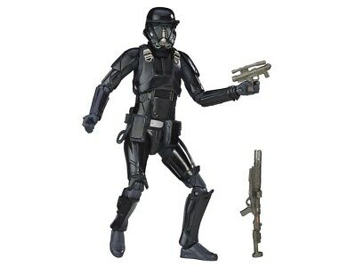 """Hasbro Star Wars Black Series Imperial Death Trooper Rogue One 6"""" Action Figure"""