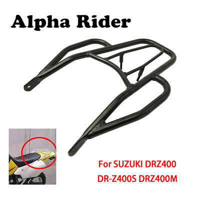 Bumpers & Fenders Motorcycle & ATV Rear Luggage Rack Carry Shelf Fender Support For Suzuki DRZ400 DRZ400S DRZ400M