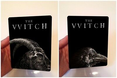 The Witch Magnet cover lenticular Flip effect for Steelbook