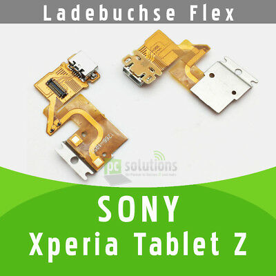 Sony Xperia Tablet Z DC Micro USB Ladebuchse Flexkabel Charging Dock Connector