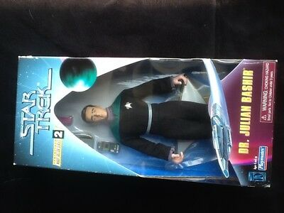 Star Trek Dr. Julian Basher 1997 Action Figure