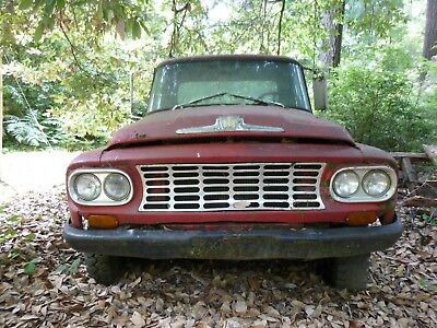 1964 Chevrolet Other Pickups  truck-OLD 1964 International Harvester All-Wheel Drive Pickup