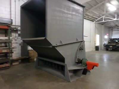Williams 80 XL shredder, pulverizer, by Williams Patent Crusher Co.