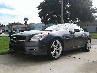 2012 Mercedes-Benz SLK-Class coup 2012 Mercees SLK350, Convertible, Excellent Condition Low Miles.