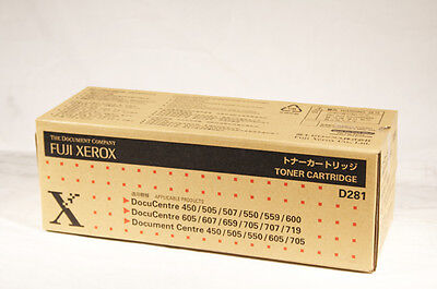 Fuji Xerox D281 Toner Cartridge