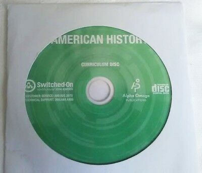 Switched on Schoolhouse American History - SOS US History 11th Grade