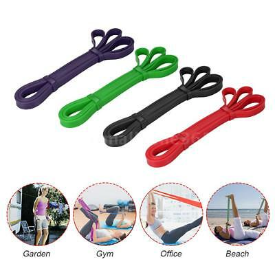 Workout Loop Band Pull Up Assist Band Stretch Resistance Band Powerlifting H1R6