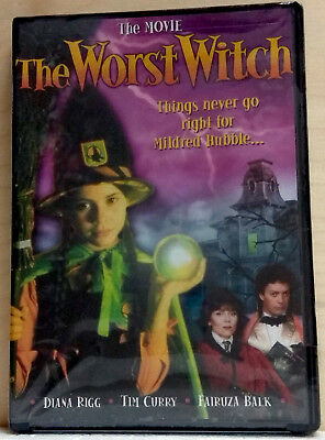 The Worst Witch (DVD, 2004) Brand New!