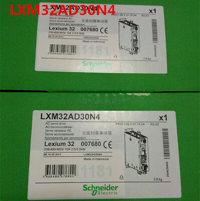 Schneider Lxm32Ad30N4 New In Box