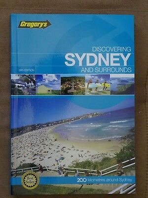 Gregory's Discovering Sydney and Surrounds