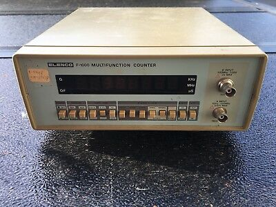 Elenco F-1000 Frequency Counter