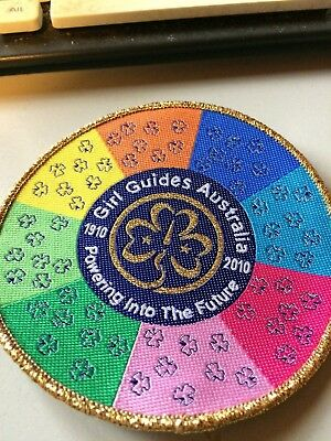 Girl Guides / Scouts Gold Centenary Challenge