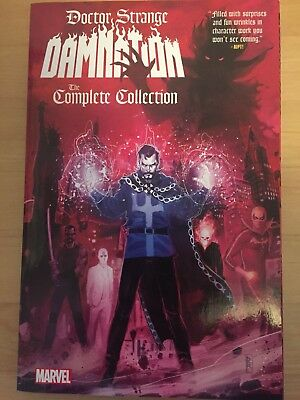 Doctor Strange Damnation The Complete Collection Marvel Comics