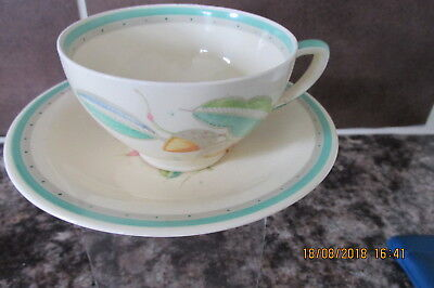 Susie CooperAcorn Cup and Saucer