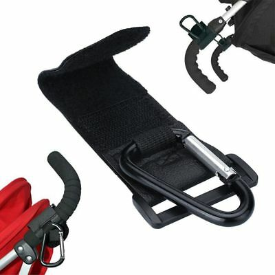 Stroller  Accessories High Quality Carabiner Clip Baby Hooks Clasp Pothook