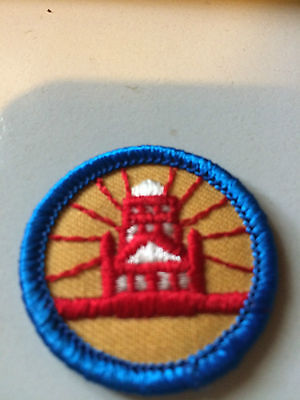 Girl Guides / Scouts Interest 6