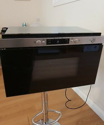 Ikea Build In Hushalla Microwave And Oven A13sa 1300w