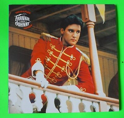 Elvis Presley - THE COMPLETE FRANKIE & JOHNNY SESSIONS