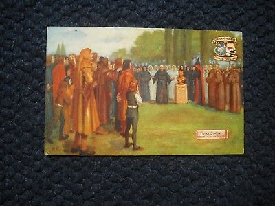Postcard Friar Bacon Displays The Brazzen Head - Oxford Pageant 1907